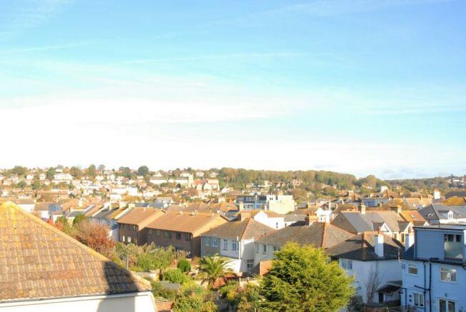 View of hillside