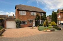 property for sale in Hermitage Close, Hythe...