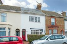 3 bed Terraced house in Nelson Road, Whitstable...