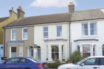 Terraced home for sale in Nelson Road, Whitstable...
