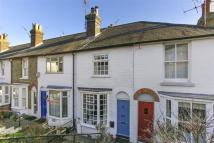 2 bedroom Terraced property in Island Wall, Whitstable...