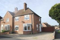 3 bed semi detached house for sale in Great Glen