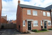 semi detached home in Kibworth Harcourt
