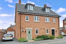semi detached home in Kibworth Harcourt