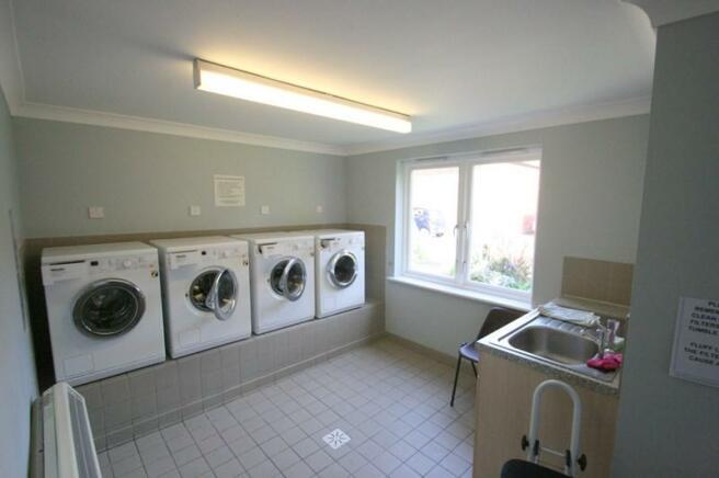 comunal laundry