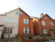 semi detached house to rent in Abbey Road, Chertsey...