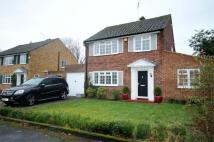 4 bed Detached home to rent in Wilton Place, Addlestone...