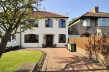 4 bed semi detached house in Stapleton Road...