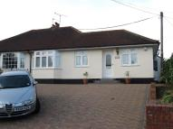 3 bed Semi-Detached Bungalow in GALLEYWOOD ROAD...