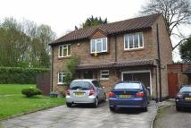 4 bedroom Detached property in Bowyers Close, Ashtead...