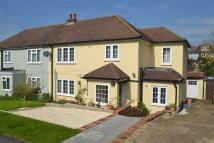 4 bedroom semi detached home for sale in Grosvenor Road, Epsom...