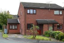 2 bed semi detached home for sale in Riverbank Close...