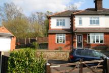 semi detached home for sale in Waterhouse Avenue...