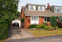 3 bed semi detached house for sale in BIRCHWAY, Bollington...