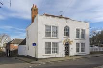 Detached property in Silver Street, Maldon