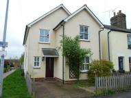 3 bed Detached property in Tenterfield Road, Maldon