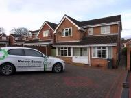 4 bed Detached home in Elwells Close...