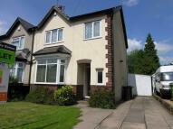 3 bedroom semi detached home in Manor Road, Oxley...