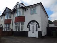 semi detached property in Newhampton Road East...