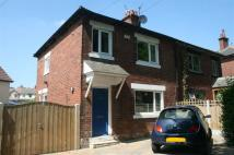 Stanhope Drive semi detached house to rent