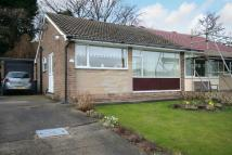 2 bedroom Semi-Detached Bungalow to rent in Newlay Grove, Horsforth...