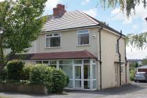 semi detached home for sale in Victoria Crescent...