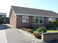 Semi-Detached Bungalow in Warwick Drive, Wymondham
