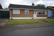 Detached Bungalow in Hillside Crescent...