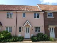 Town House in Salvia Close, Wymondham