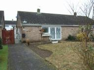 Bungalow to rent in Orchard Way, WYMONDHAM