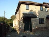 1 bed semi detached house in Margaret Reeve Close...