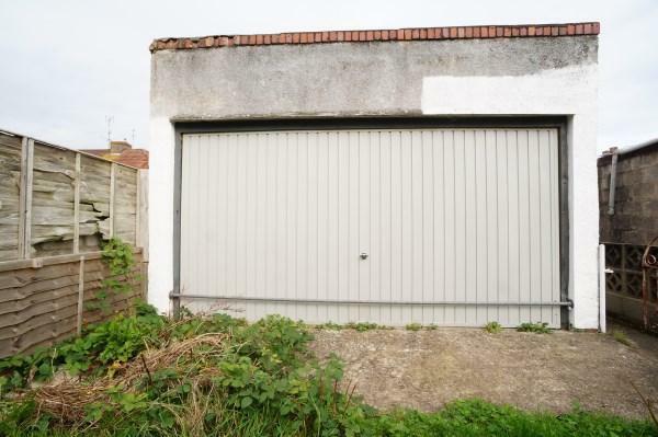 Garage At Rear
