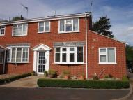 property in De Ferrers Close...