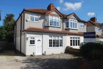 semi detached property in Ashcroft Avenue, Sidcup...