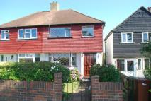 4 bedroom semi detached house in Chester Road, Sidcup...