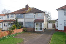 3 bed semi detached home for sale in Ingleton Avenue...