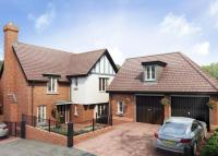 4 bed new property for sale in Millfields...
