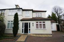 semi detached home for sale in Shelley Avenue...