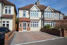 semi detached house for sale in The Avenue, Hornchurch...