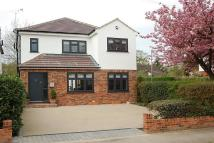 4 bedroom Detached house in Worrin Road, Shenfield...