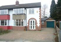3 bedroom semi detached home to rent in Carrfield Avenue...