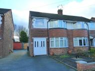 The Fairway semi detached house to rent
