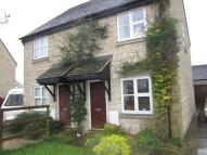 2 bedroom semi detached house in John Tame Close, Fairford