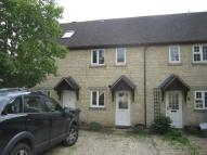 Terraced house to rent in Beauchamp Close, Fairford