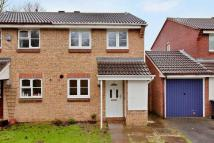 3 bed semi detached house in Marden Grove...