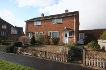 semi detached home in Laxton Road, TAUNTON