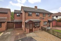 4 bed semi detached house in Larch Close, TAUNTON