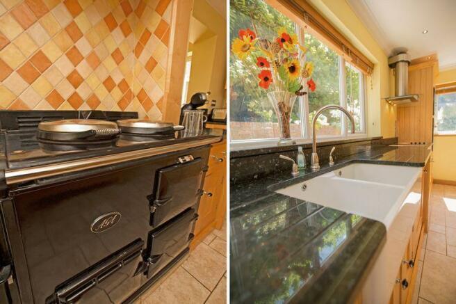 kitchen split ...