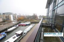 2 bedroom new development in 1 Point Wharf Lane...