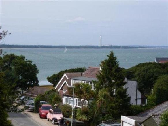 View of The Solent